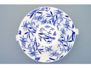 Bohemia Cobalt, mísa salátová, velká, 1,7 l, porcelán, Dubí