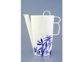 Bohemia Cobalt, konvice kávová, 0,76 l, porcelán, Dubí