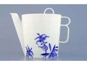 Bohemia Cobalt, konvice čajová, 0,80 l, porcelán, Dubí