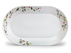 porcelánová mísa oválná 38 lea jaro porcelan thun