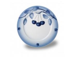 Nina, talíř desertní, 17 cm, modré třešně, Thun