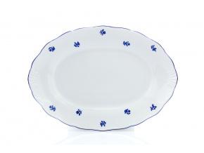 oval 32 modra hazenka thun porcelanovy svet