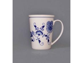 Hrnek Erin M 0,420 l,  cibulák, Český porcelán