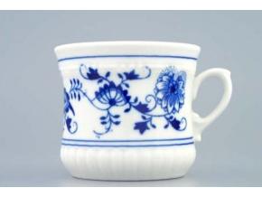 Hrnek Perlový malý  0,26 l,  cibulák, Český porcelán