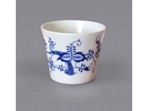 Odlivka na omáčku  9,5 cm,  cibulák, Český porcelán