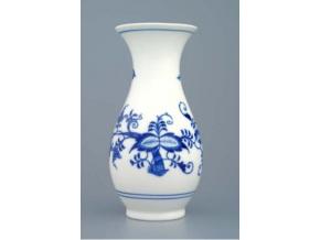 Váza 16,5 cm, cibulák, Český porcelán
