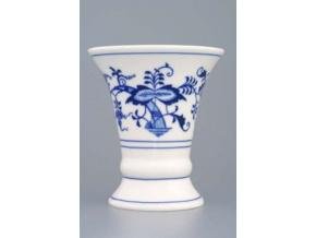 Váza 12 cm, cibulák, Český porcelán