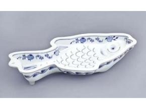 Pečící forma Kapr 5,6 cm, cibulák, Český porcelán