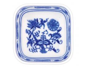Miska AERO malá 9,5 x 9,5 cm, cibulák, Český porcelán