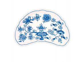 Miska na kosti 19 cm, cibulák, Český porcelán