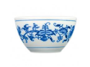 Miska na rýži 7 x 13,3 cm, cibulák, Český porcelán