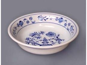 Hygienická souprava - umyvadlo  9,4 cm,  cibulák, Český porcelán