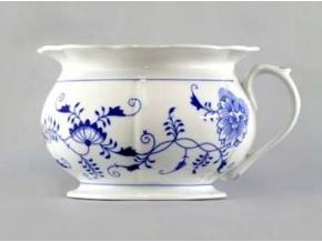 Nočník  13,5 cm,  cibulák, Český porcelán