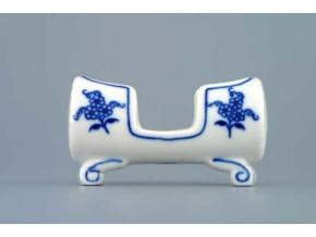 Dóza na párátka  8 cm, cibulák, Český porcelán