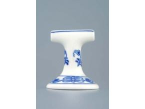 Stojánek na jmenovky  6 cm, cibulák, Český porcelán