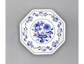 Talíř stolní Oktan 19,5 cm, cibulák, Český porcelán