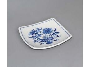 Podšálek zrcadlový Vito 13,3 cm, cibulák, Český porcelán