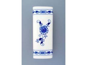 Výparník na topení závěsný,  23,2 x 8,8 cm, cibulák, Český porcelán