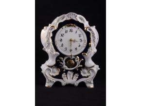 hodiny kobalt