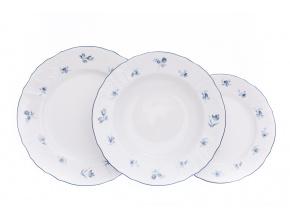 talirova souprava bernadotte modre ruzicky porcelanovy svet