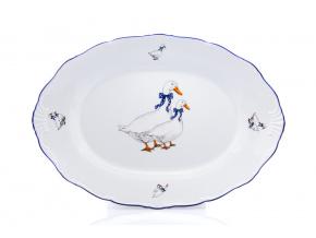 oval 36 husy thun porcelanovy svet