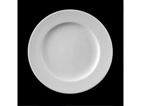 Talíř dezertní 20 cm, bílý porcelán, Pureline, Lilien