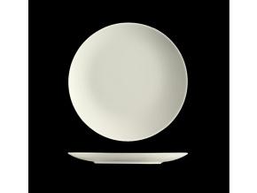 Talíř mělký 21 cm, český porcelán, Le Choco Creme, Suisse Langenthal