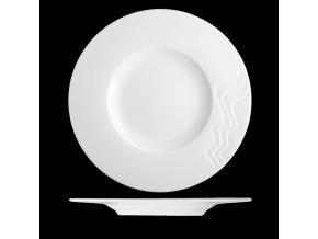Nová Melodie, talíř mělký, 29 cm
