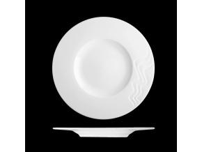 Nová Melodie, talíř dezertní, 22 cm