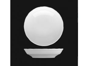 Mísa kompotová 24 cm, bílý porcelán, Verona, G. Benedikt