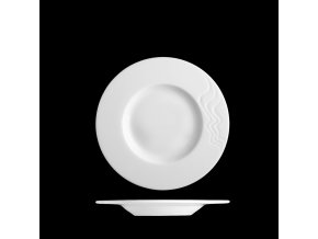 Nová Melodie, talíř dezertní, 17 cm
