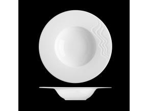 Nová Melodie, talíř hluboký, 27 cm