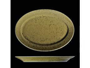 Podnos oválný 36 cm, český porcelán, Country Range, G. Benedikt