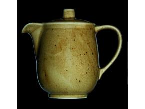 Konvice kávová 1,12 l, český porcelán, Country Range, G. Benedikt
