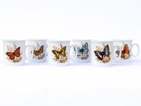 sada hrnku gaston motyli cesky porcelan