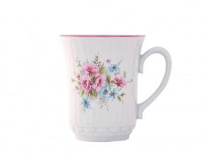 hrnek derby jemne kvety cesky porcelan