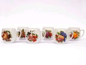 hrnek banak ovoce porcelanovy svet