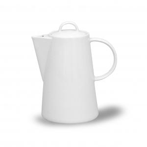 Konvice kávová bílá 1,2 l, porcelán Thun Tom