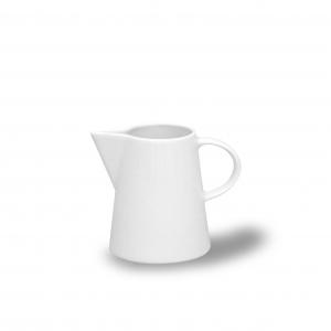 Mlékovka bílá, český porcelán, Thun Tom