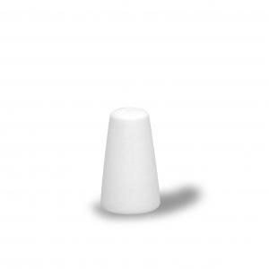 Bílá pepřenka, český porcelán Thun