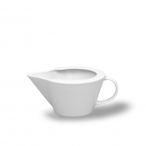 Omáčník bílý, český porcelán Thun Tom