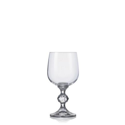 Sklenice na červené víno Crystalex Claudia 230ml, 6 ks