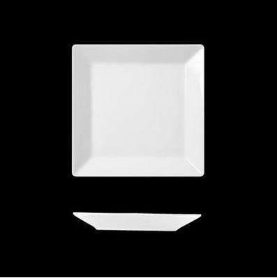 Actual, hranatý talíř dezertní 15 cm, Suisse Langenthal