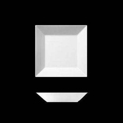 Actual, hranatý talíř hluboký 22 cm, Suisse Langenthal