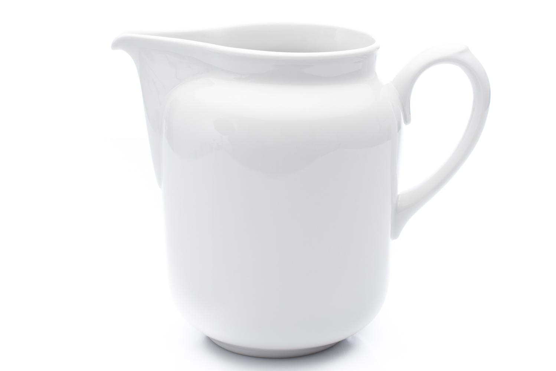 Džbán 2 l, bílý porcelán, Stará Role