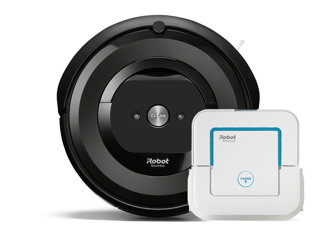 iRobot Roomba e5 / Braava jet 240