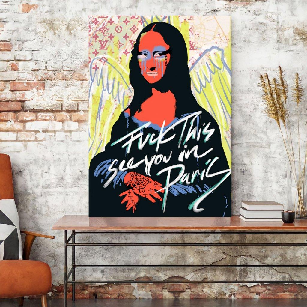 Obraz na stěnu Lisa
