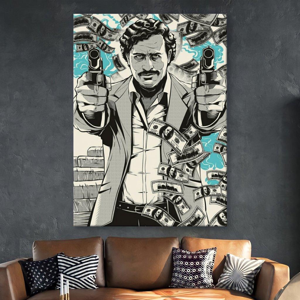Obraz na stěnu Don Pablo