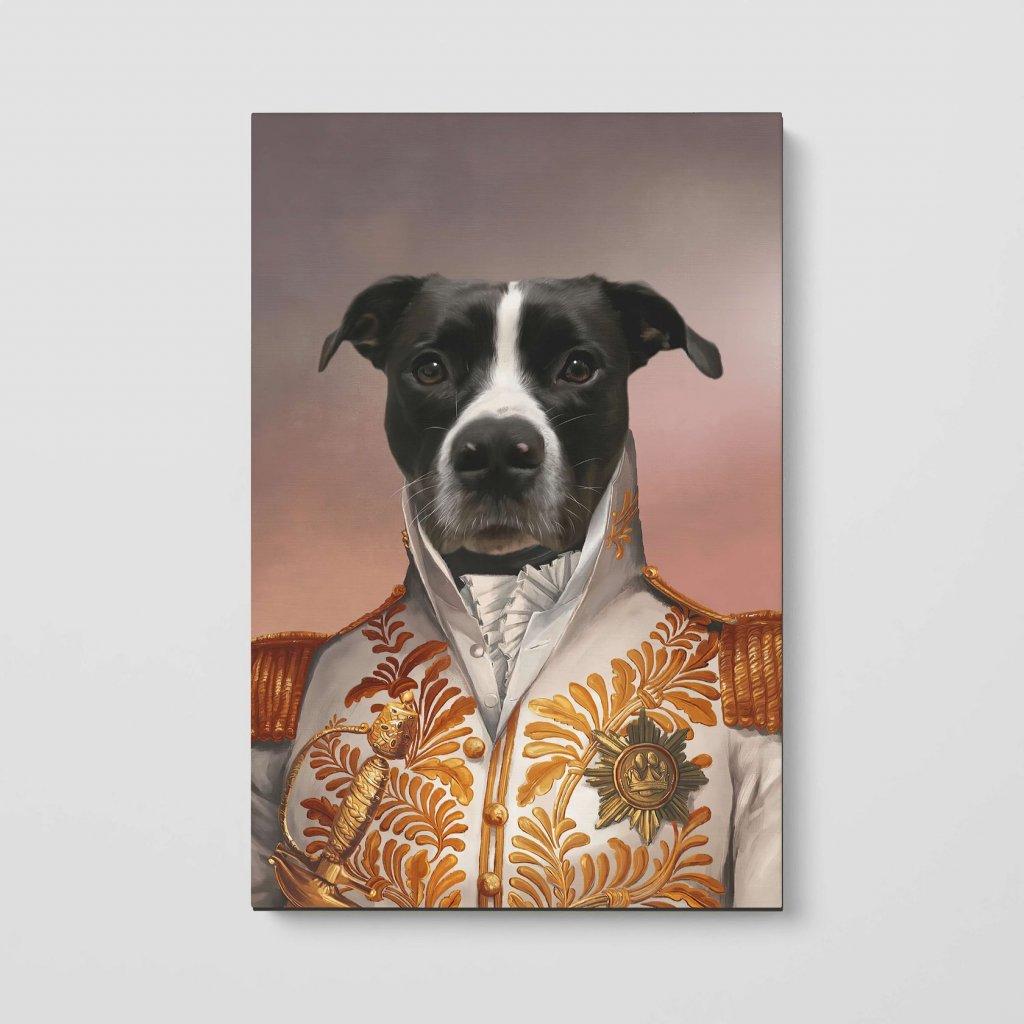portrety domacich mazlicku Generál