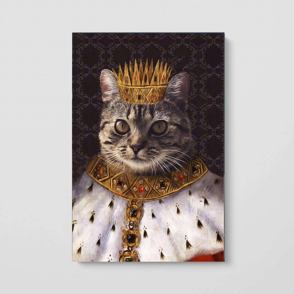 portrety domacich mazlicku Král 2